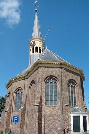 Woubrugge - Church (Kerk van Woubrugge)