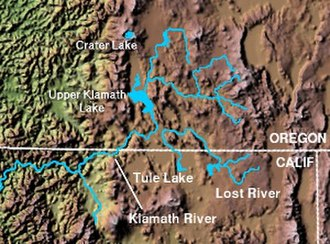 Lost River (California) - Image: Wpdms shdrlfi 020l lost river california