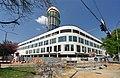 Wrocław, 2006 - 2012 - budowa Sky Tower - fotopolska.eu (203098).jpg