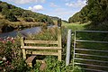 Wye Valley Walk near Redbrook - geograph.org.uk - 1499407.jpg