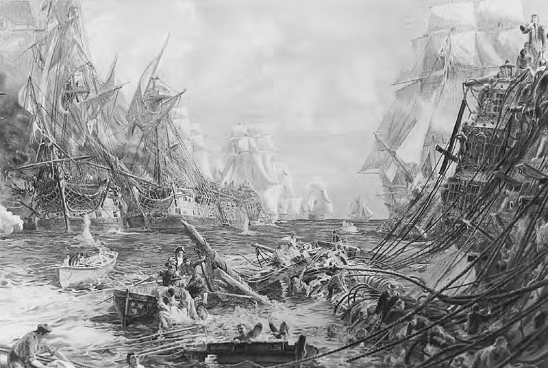 File:Wyllie-Battle of Trafalgar.jpg