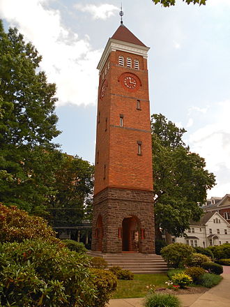 Wyoming Seminary - The Bell Tower