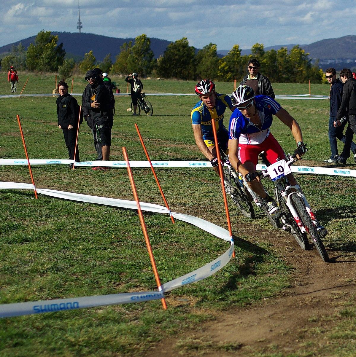 Circuito Xc : Cross country ciclismo wikipedia la enciclopedia libre