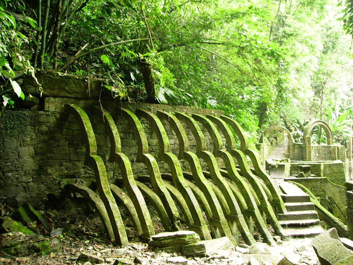 Edward james wikipedia la enciclopedia libre for Jardin xilitla
