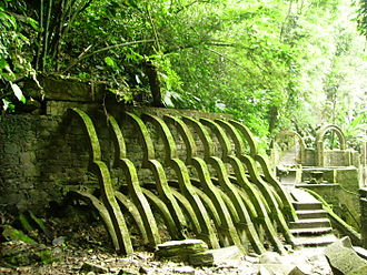 Edward James - The surrealist sculpture park Las Pozas, Xilitla