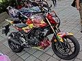 Yamaha itansha of Megumin, KonoSuba 20171210c.jpg