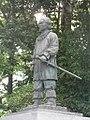 Yamato Takeru(bronze statue,Osaka)01.jpg