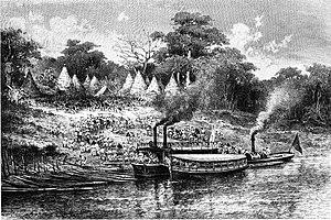 Yambuya - Image: Yambuya RDC congo 1890