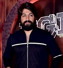 Yash (actor) - Wikipedia