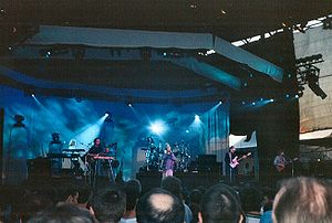 Yes (band) - Yes live performance June 1998