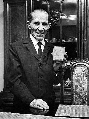 Arvo Ylppö - Arvo Ylppö in 1945