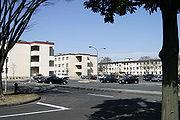 Yokota base housing