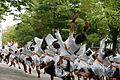 Yosakoi Performers at Super Yosakoi 2005 47.jpg
