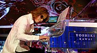 Yoshiki at Grammy Museum 2014-02-19 02.jpg