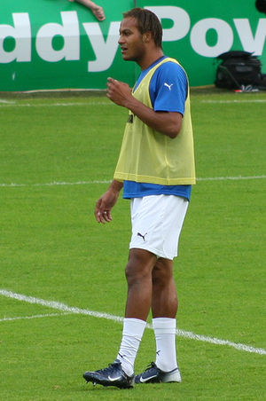 Younès Kaboul - Kaboul in 2007