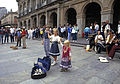 Young Musicians Jackson Square New Orleans Take Bow Highsmith.jpg