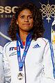 Ysaora Thibus podium 2013 Fencing WCH FFS-EQ t215235.jpg