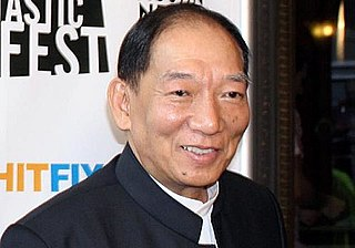 Yuen Woo-ping Chinese martial arts choreographer and film director