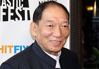Yuen Woo-ping - Yuen Woo-ping at the Fantastic Fest in Austin, Texas in 2010 at the premiere of True Legend