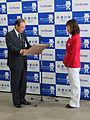 Yuka Kato and Minoru Yamawaki (2012.09.07) 3.jpg