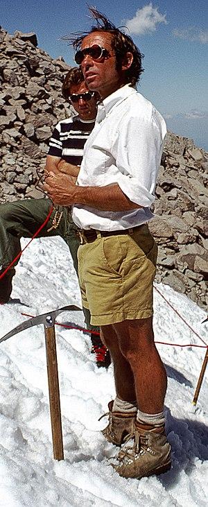 affiche Yvon Chouinard