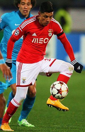 LPFP Primeira Liga Player of the Year - Enzo Pérez was the winner in 2014