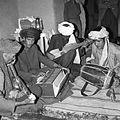 Zespół muzykantów zaproszonych na przyjęcie do rodziny Abbasich - Kalangar - 002427n.jpg