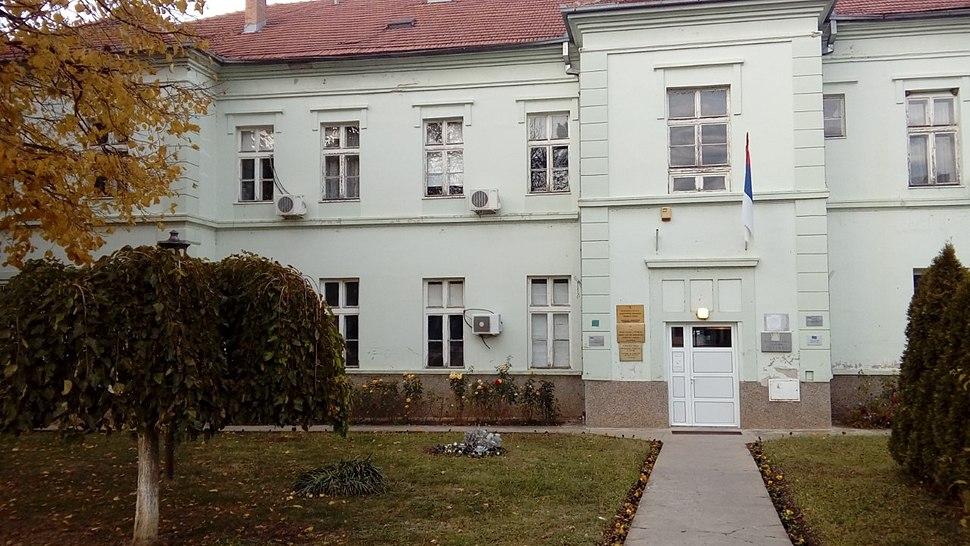 Zgrada opštine Golubac