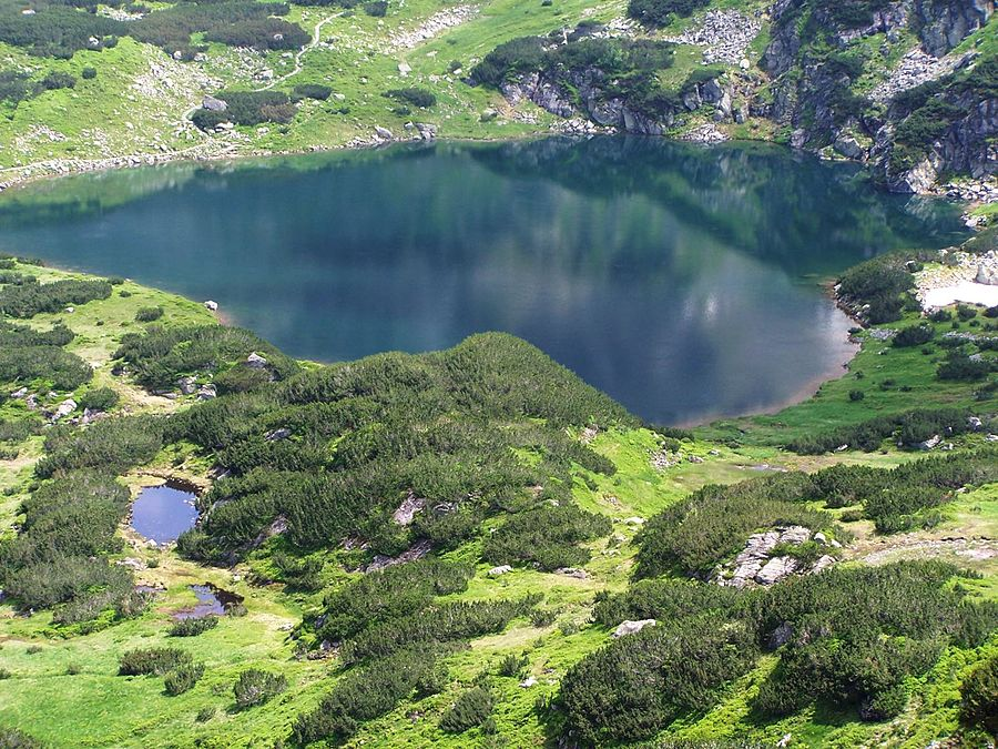 Zielony Staw Gąsienicowy (lake)
