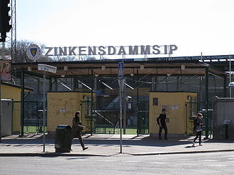 Hammarby IF Bandy - Image: Zinken 2
