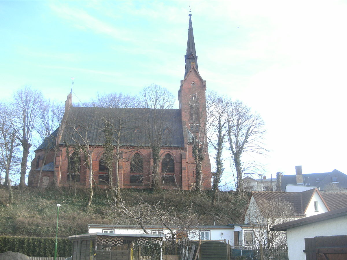 Kirche Zinnowitz