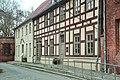 Zossen, die Häuser Kirchplatz 2 und 3.jpg
