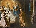 Zurbarán - Aparición de la Virgen a San Pedro Nolasco (The Appearance of the Virgin to Saint Peter Nolasco), ca. 1628-1630.jpg
