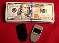 $10,000 USD fiat and two Trezor One hardware wallets by Gage Skidmore.jpg