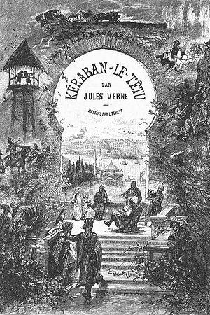 Kéraban the Inflexible cover