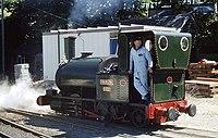 'Talyllyn' at Tywyn Station - geograph.org.uk - 774666.jpg