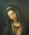 (Suiveur de - follower of) Il Sassoferrato - Oil - Vierge en prière - 60x49cm.jpg