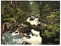 (Torrent Walk II, Dolgelly (i.e. Dolgellau), Wales) LOC 3752432398.jpg