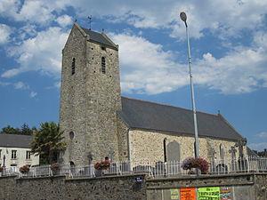 Église Saint-Barthélemy.