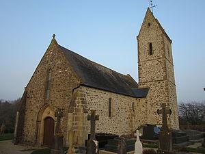 Église Saint-Basile de Vaudreville.