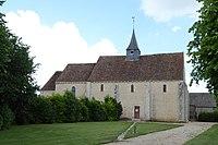 Église Saint-Georges Bullainville Eure-et-Loir France.jpg