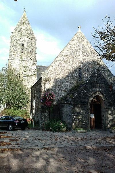 Église Saint-Martin du Gouey à fr:Portbail