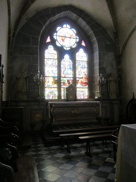 La Chaise-Baudouin, Manche