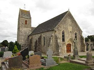 Église Saint-Pierre de Sotteville.