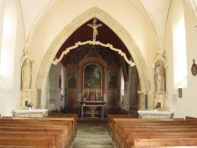 Église Saint-Pierre du Rozel