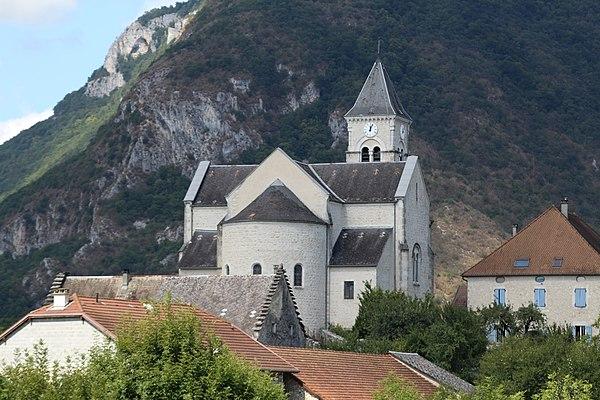 Photo de la ville Saint-Martin-de-Bavel