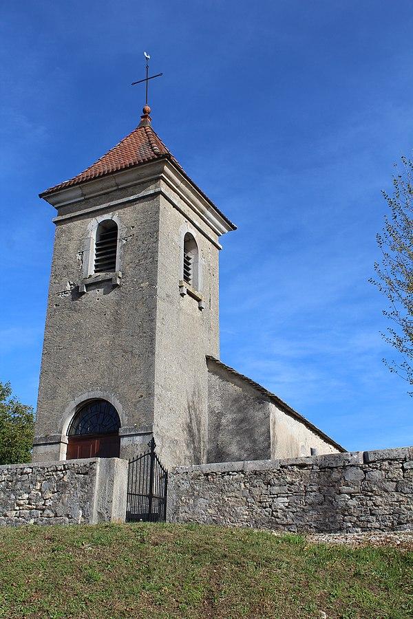 Photo de la ville Sonthonnax-la-Montagne