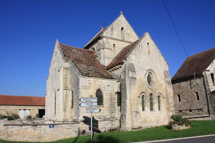 Église de la Nativité-de-la-Sainte-Vierge de Nanteuil-Notre-Dame