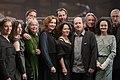 Österreichischer Filmpreis 2017 photo call Akademie des österreichischen Films Vorstand Team.jpg