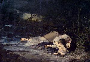Đorđe Krstić - Image: Đ.Krstić Utopljenica